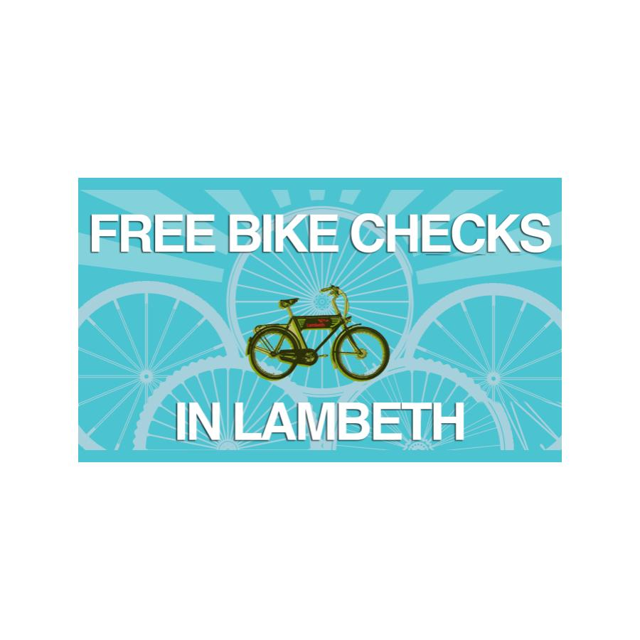 Free bikes checks in Lambeth