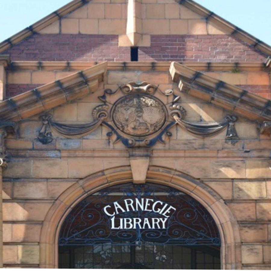 A picture of Carnegie Library